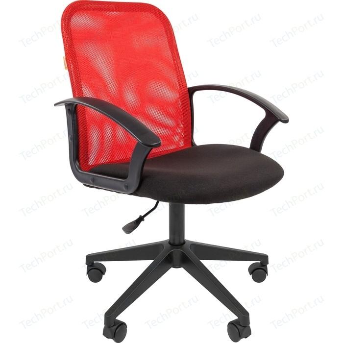 Офисноекресло Chairman 615 TW красный