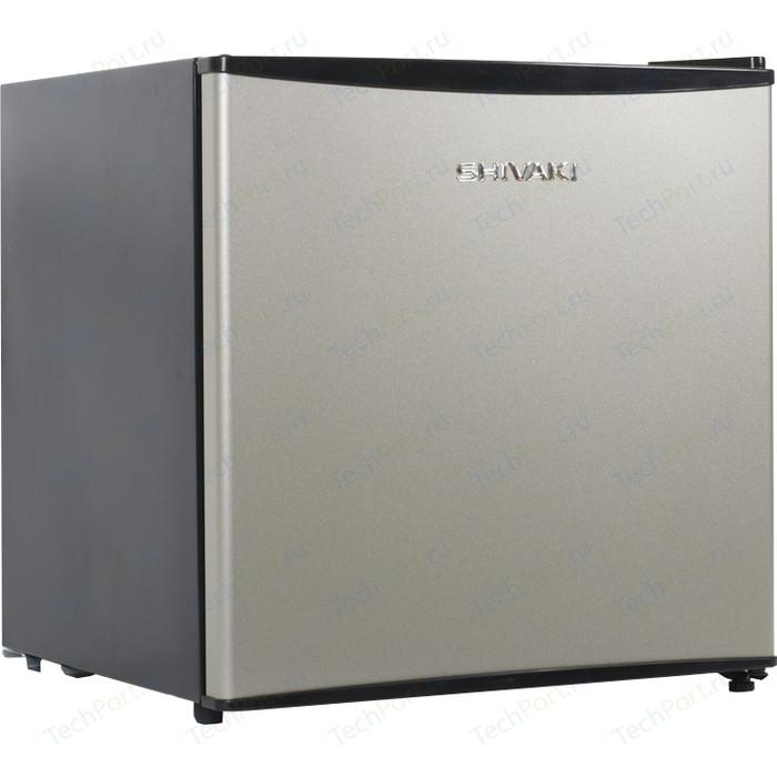 Холодильник Shivaki SDR-054S холодильник shivaki sbs 570dnfx