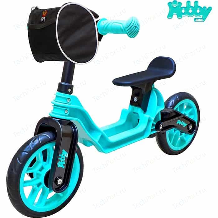 Беговел RT ОР503 Hobby bike Magestic aqua black
