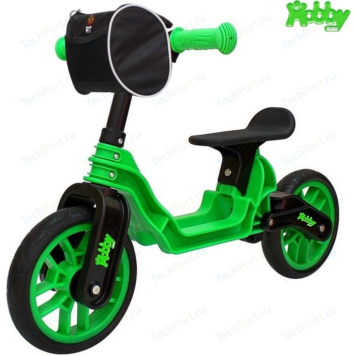 Беговел RT ОР503 Hobby bike Magestic kiwi black