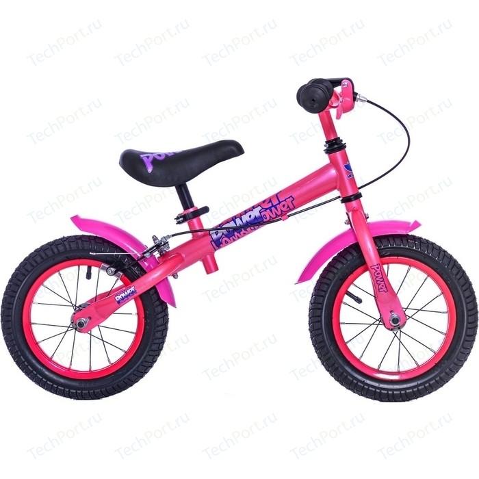 Фото - Беговел Velolider 166605 12 Power розовый беговелы velolider power 12