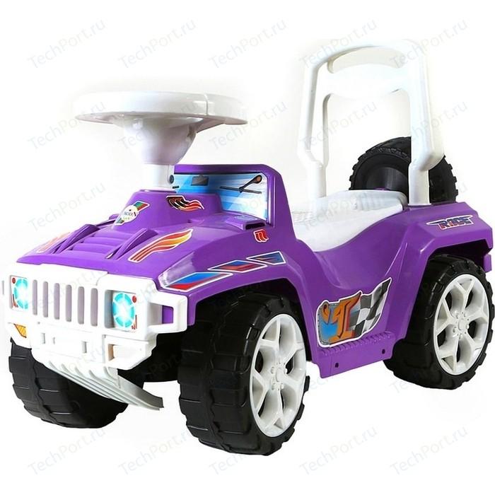 цена на Каталка RT ОР419 RACE Mini Formula 1 фиолетовая