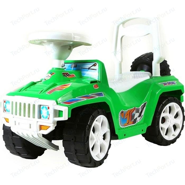 цена на Каталка RT ОР419к RACE Mini Formula 1 зеленая
