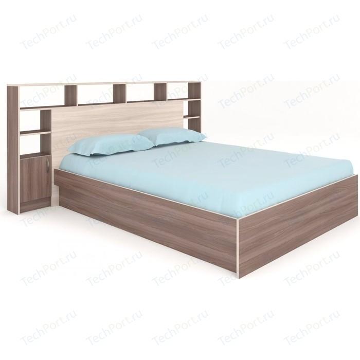Кровать БАРОНС ГРУПП Алина-160 с ортопедическим основанием