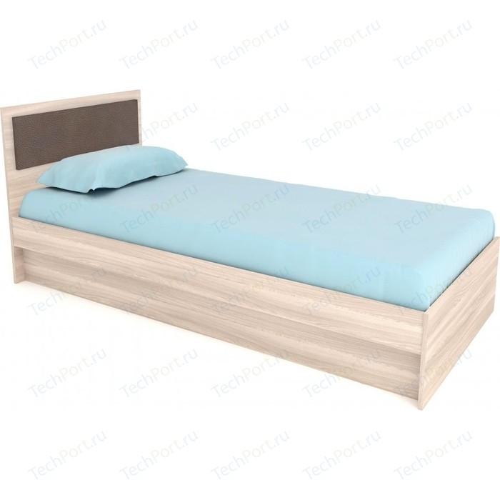 Кровать БАРОНС ГРУПП Сандра-90 с ортопедическим основанием