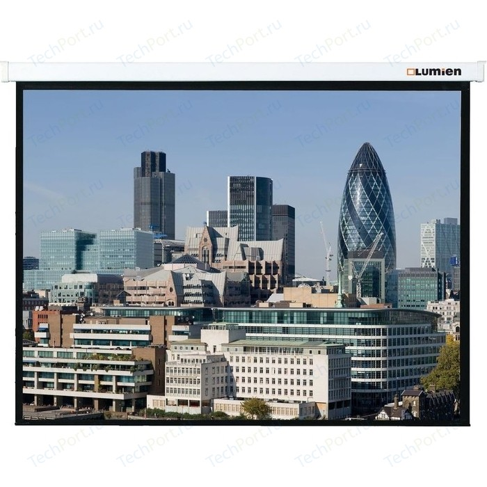 Фото - Экран для проектора Lumien Master Control 305x305 моторизованный (LMC-100106) экран для проектора lumien master portable 198x190 lmpr 100106