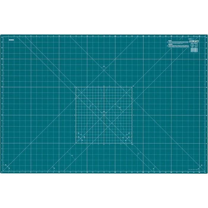 Коврик непрорезаемый Olfa формат А1, толщина 2мм (CM-A1)