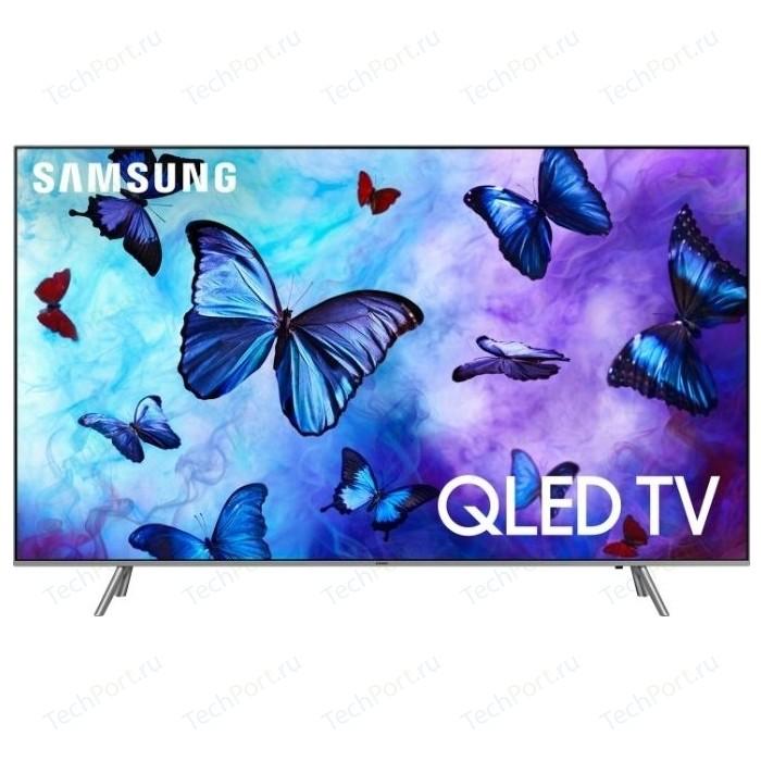 Фото - QLED Телевизор Samsung QE65Q6FNA qled телевизор samsung qe55q90tau