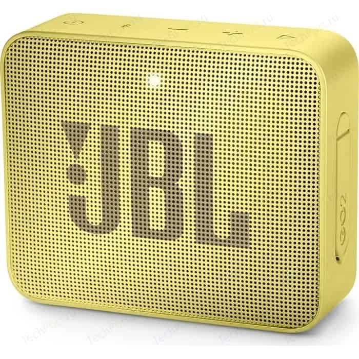 Фото - Портативная колонка JBL GO 2 yellow go 2