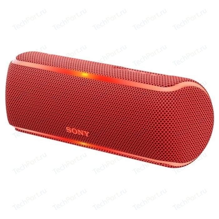 Портативная колонка Sony SRS-XB21 red