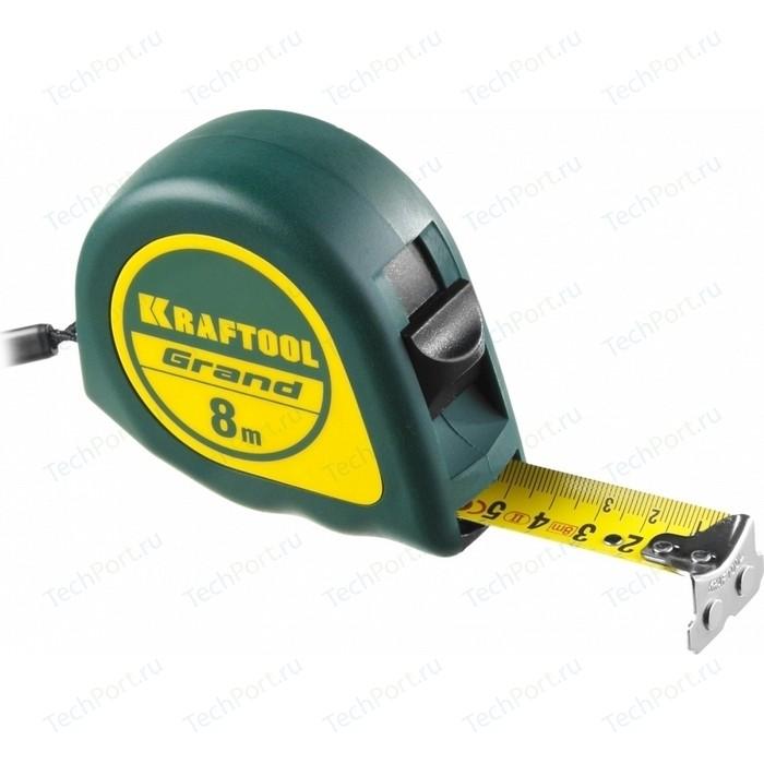 Рулетка Kraftool 8м х 25мм (34022-08-25)