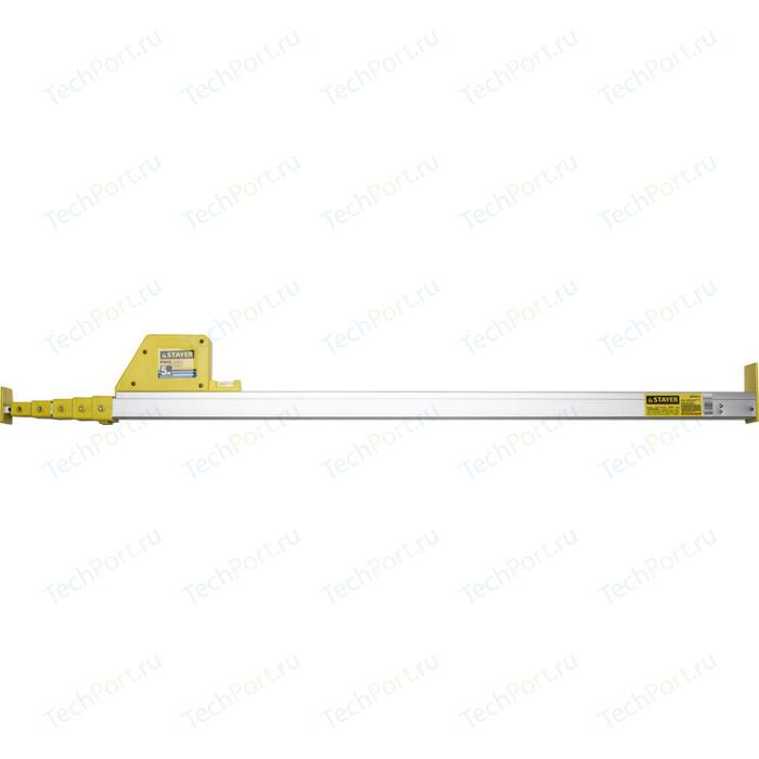 Линейка телескопическая Stayer Profi 5м (3420-05_z01) светильник переносной открытого типа с выключателем 60вт 220 в 5м stayer master 56061