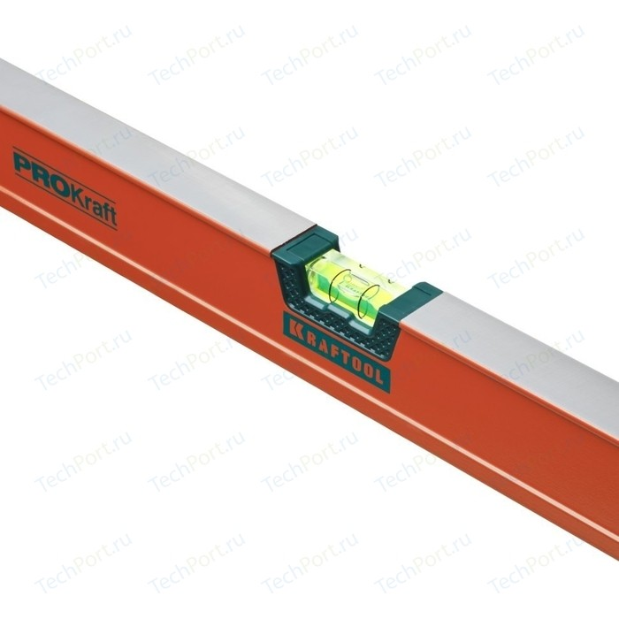 Уровень Kraftool Kraft-Max магнитный 2 ампулы 60см (34575-060) уровень kraftool kraft max 2 ампулы 180см 34721 180 z01