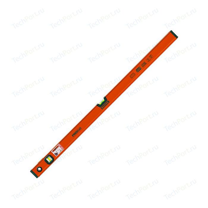 Уровень Kraftool Kraft-Max магнитный 2 ампулы 100см (34575-100) уровень kraftool kraft max 2 ампулы 180см 34721 180 z01