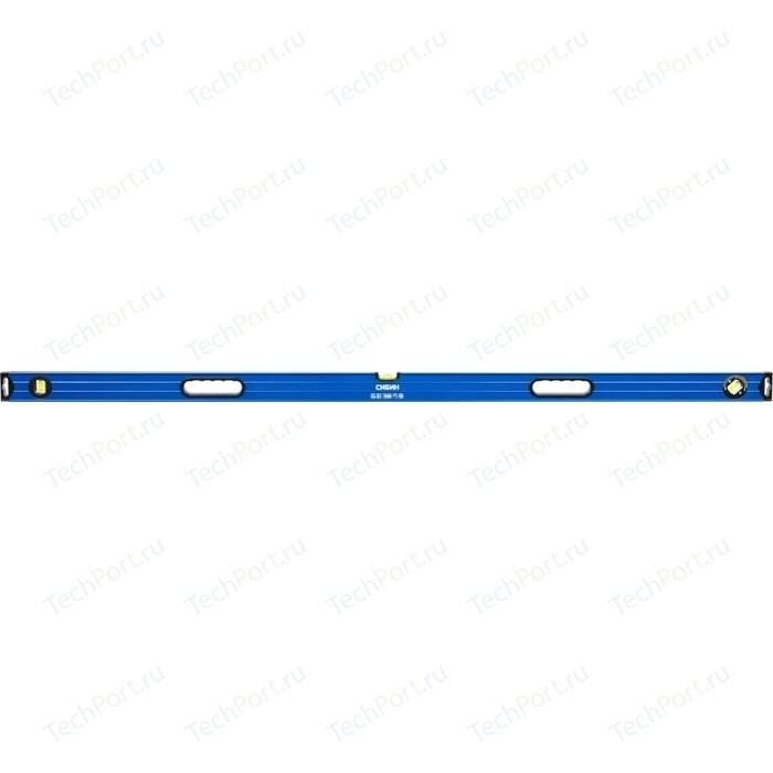 Уровень Сибин 3 ампулы с ручками (34609-150)