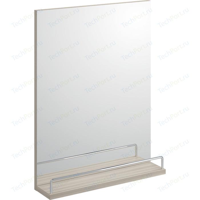 Зеркало с полкой Cersanit Smart 50 ясень (B-LU-SMA / P-LU-SMA)