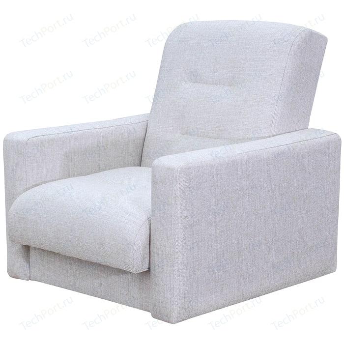 Кресло Экомебель Лондон-2 рогожка бежевая.