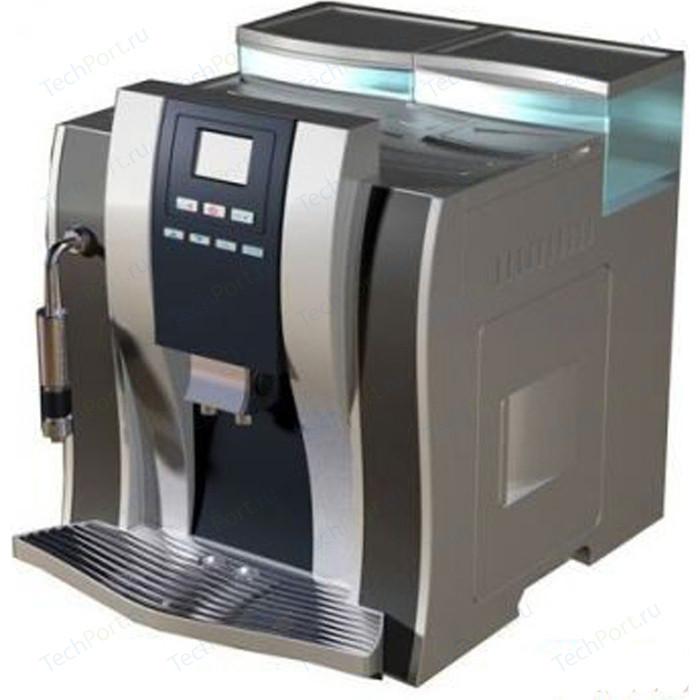 Кофемашина Merol ME-709 серебро