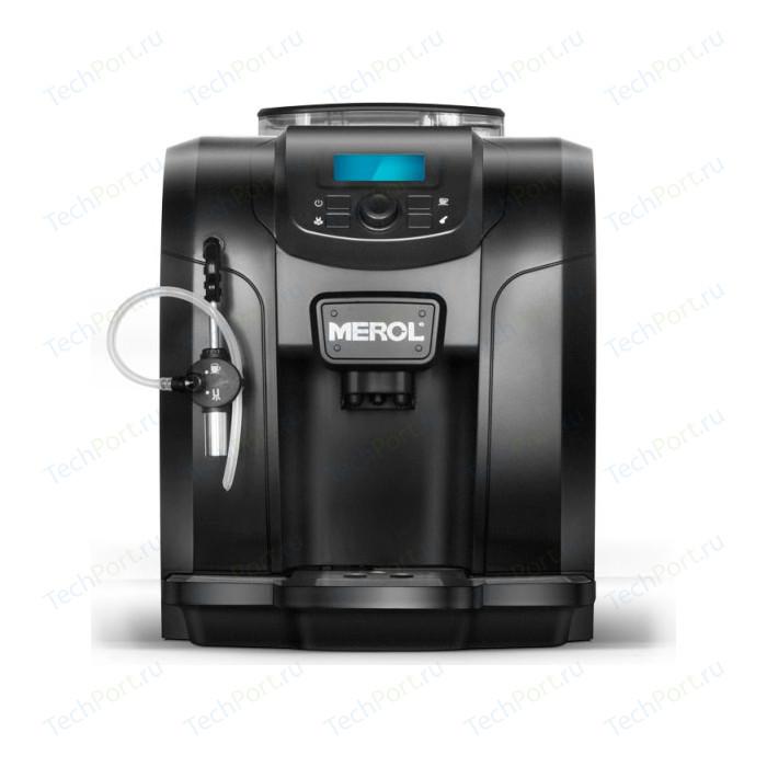 Кофемашина Merol ME-715 черная
