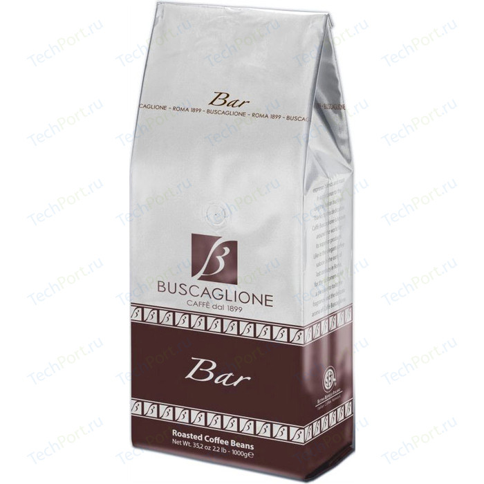 Кофе в зернах Buscaglione Export Bar, 1000гр