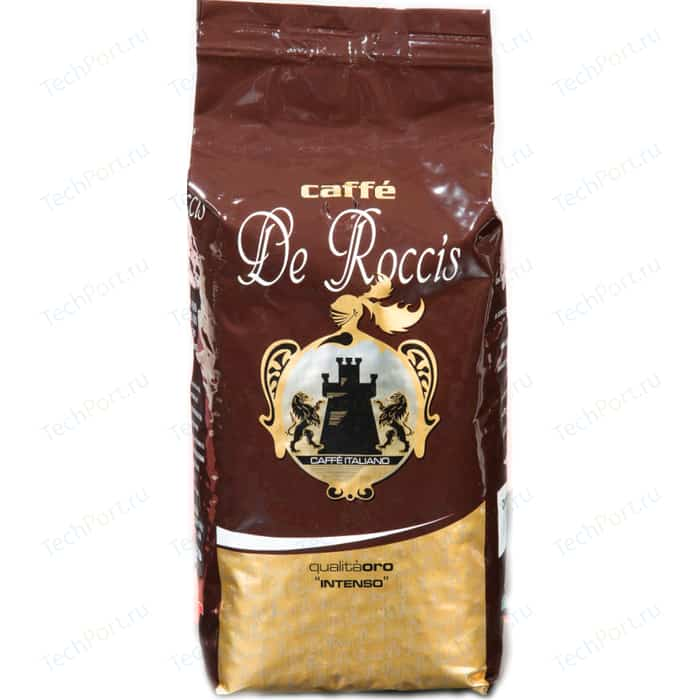 Кофе в зернах Carraro De Roccis Oro 1000гр