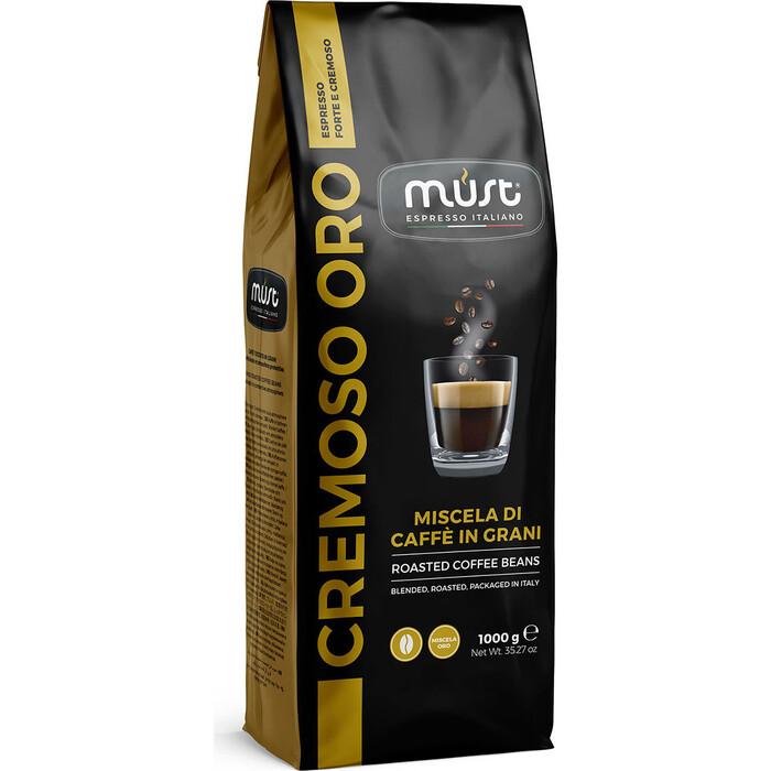 Кофе в зернах MUST CREMOSO ORO 1000гр