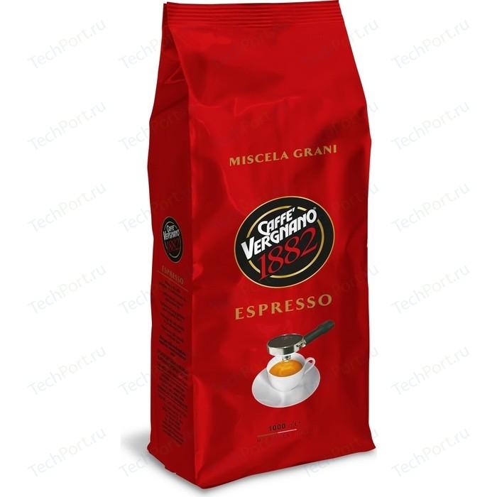 Кофе в зернах Vergnano Espresso 1000гр