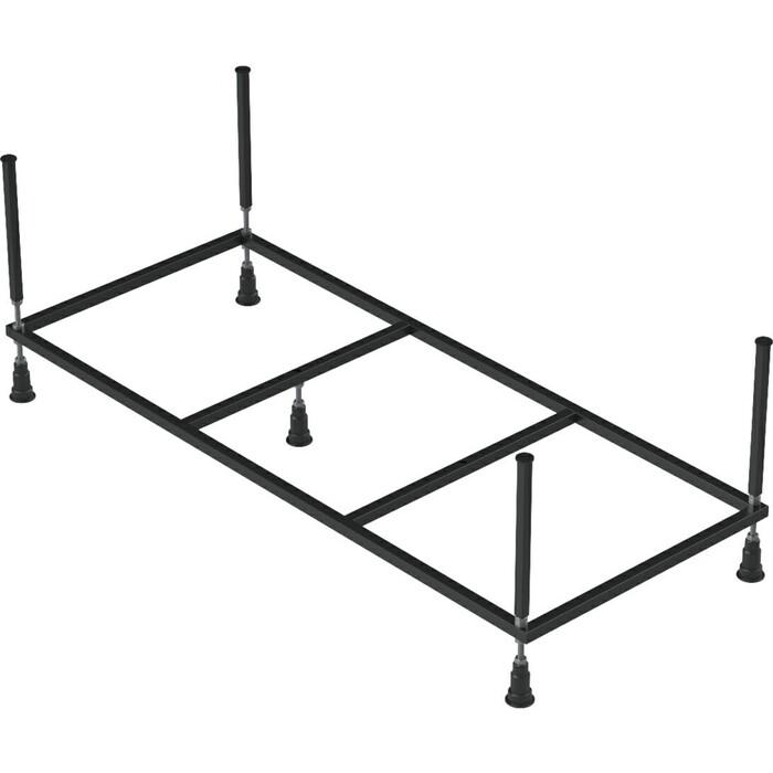 Каркас для ванны Cersanit Lorena 160х70 см, прямоугольный, белая (K-RW-LORENA*160n)