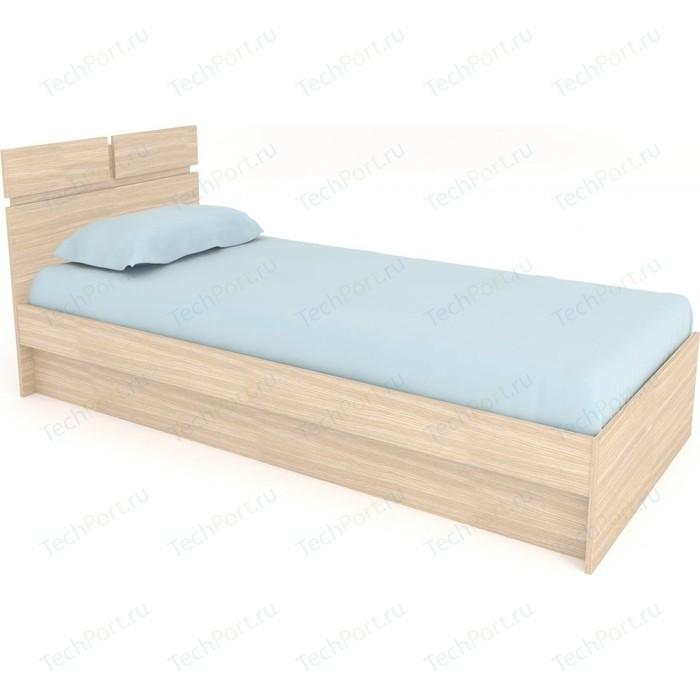 Кровать БАРОНС ГРУПП Карина-80 с ортопедическим основанием кровать кровать карина люкс 180х200 карина 2