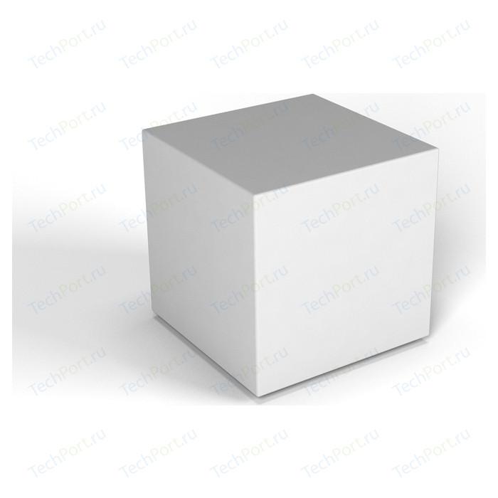 Декоративная фигура Flox Куб белый (390х 385х 385)