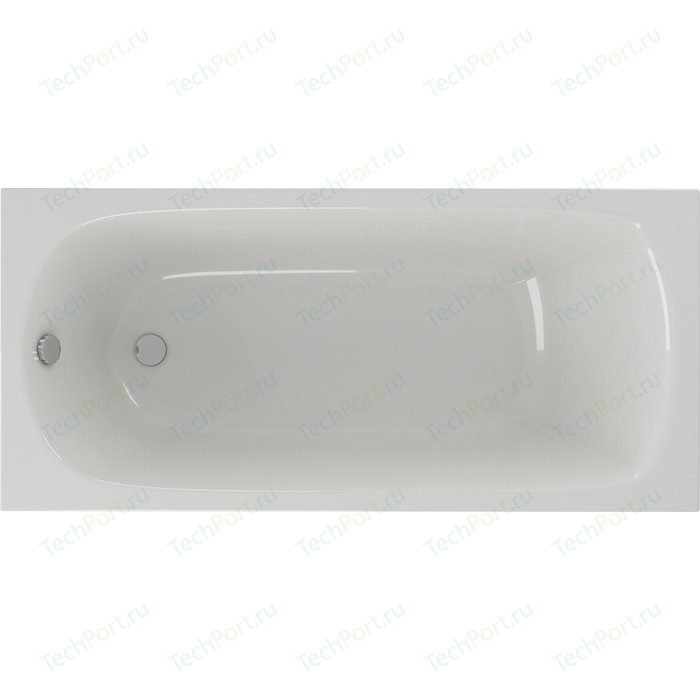 Акриловая ванна Aquatek Ника 160х75 (NIK160-0000001)