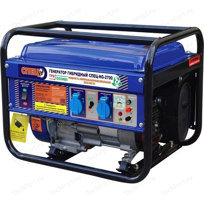 Генератор гибридный СПЕЦ HG-2700
