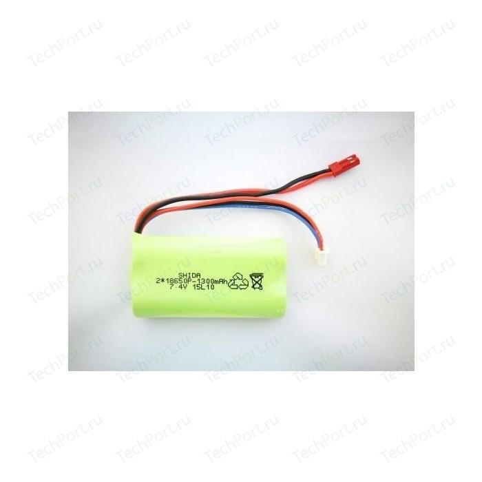 Аккумулятор WL Toys 7.4v 1300 mAh для катера 7016 - 7016-8