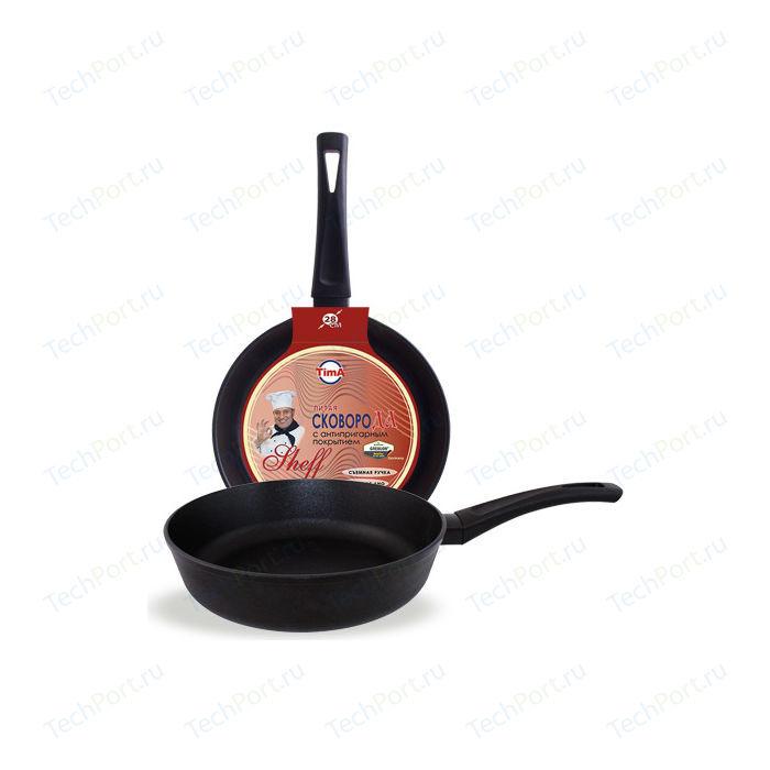 Сковорода TimA Sheff d 24 см 2410П