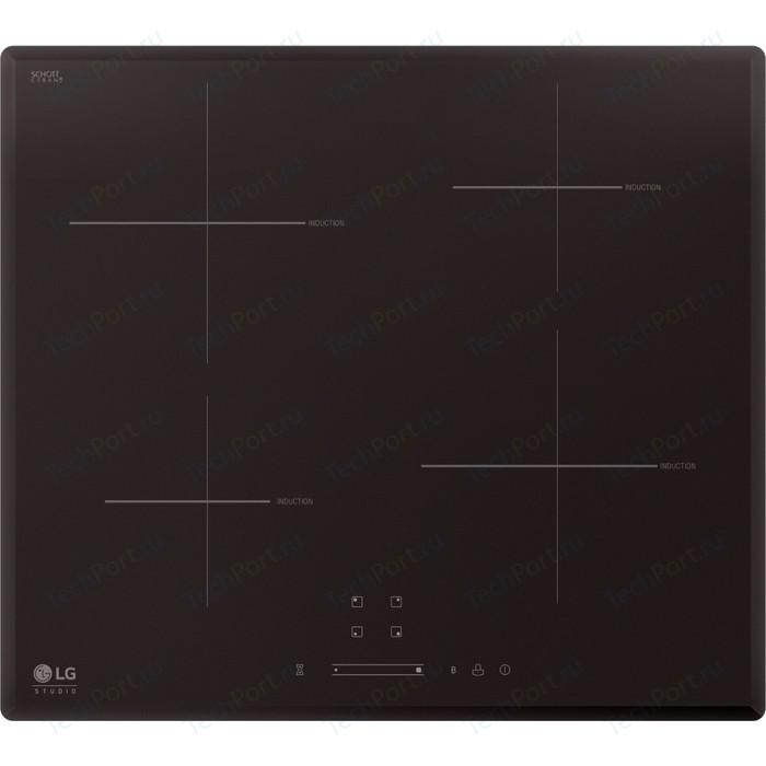 Индукционная варочная панель LG HU 642 PH