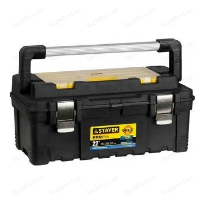 Ящик для инструментов Stayer PROWide пластиковый Professional (38003-22)