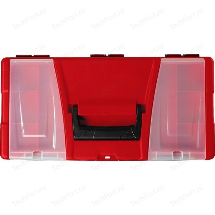 Ящик для инструментов Зубр Нева-23 пластиковый (38323-23)