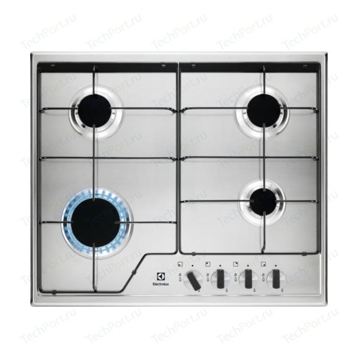 Газовая варочная панель Electrolux GPE 262 MX
