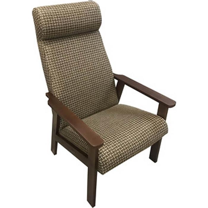 Кресло для отдыха Вилора тон №2 рогожка 051-4