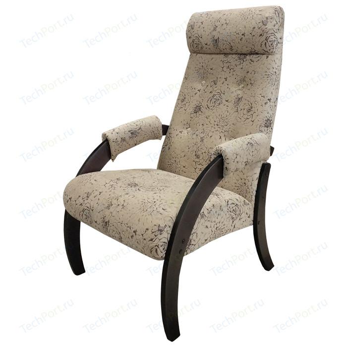 Кресло для отдыха Вилора Глория тон №3 флок RJB 14-4