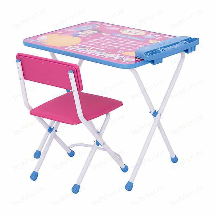 Набор мебели Nika Disney 1 Стол-Стул Белоснежка цена 2017