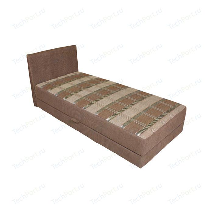 Тахта Шарм-Дизайн Классика 120 шенилл светло-коричневый кресло шарм дизайн классика д шенилл светло коричневый