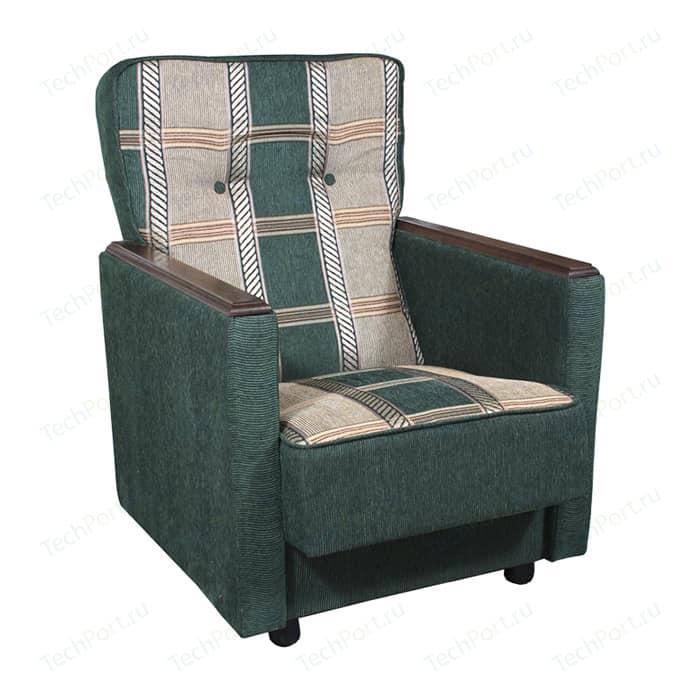 Кресло Шарм-Дизайн Классика Д шенилл зеленый кресло шарм дизайн классика д шенилл коричневый