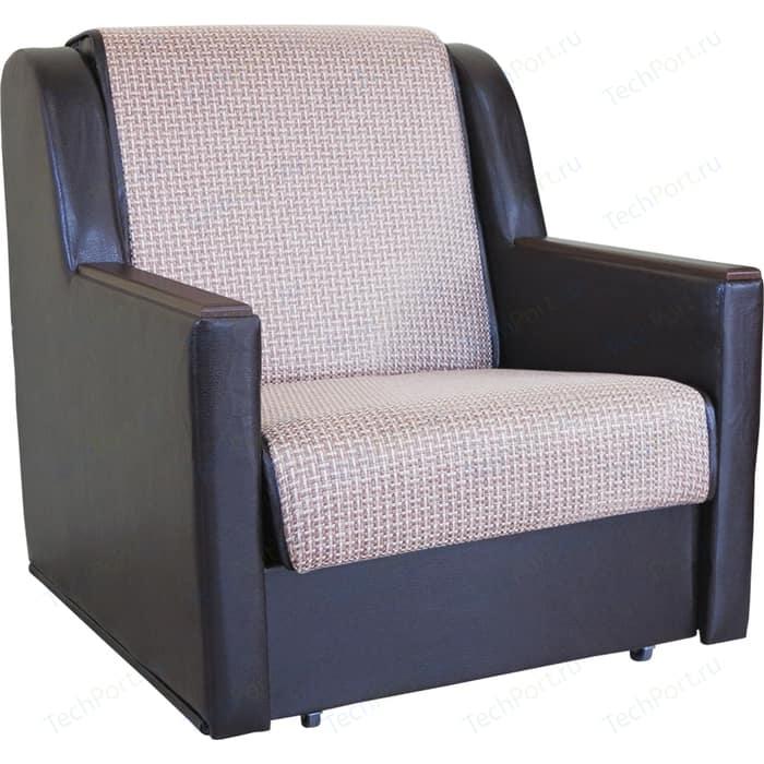 Кресло кровать Шарм-Дизайн Аккорд Д рогожка бежевый