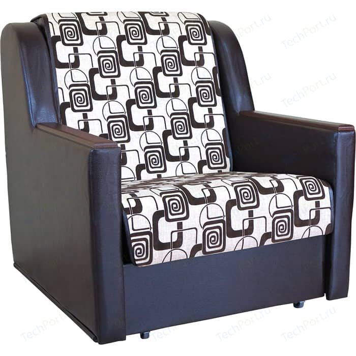 Кресло кровать Шарм-Дизайн Аккорд Д шенилл беж