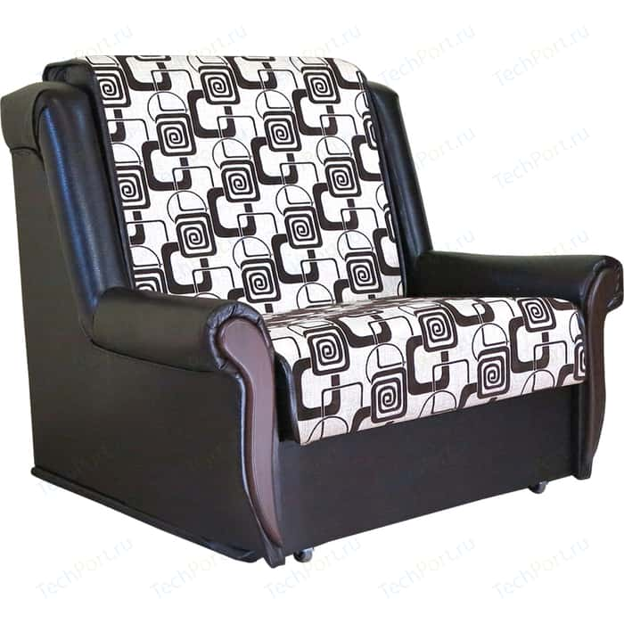 Кресло кровать Шарм-Дизайн Аккорд М шенилл беж