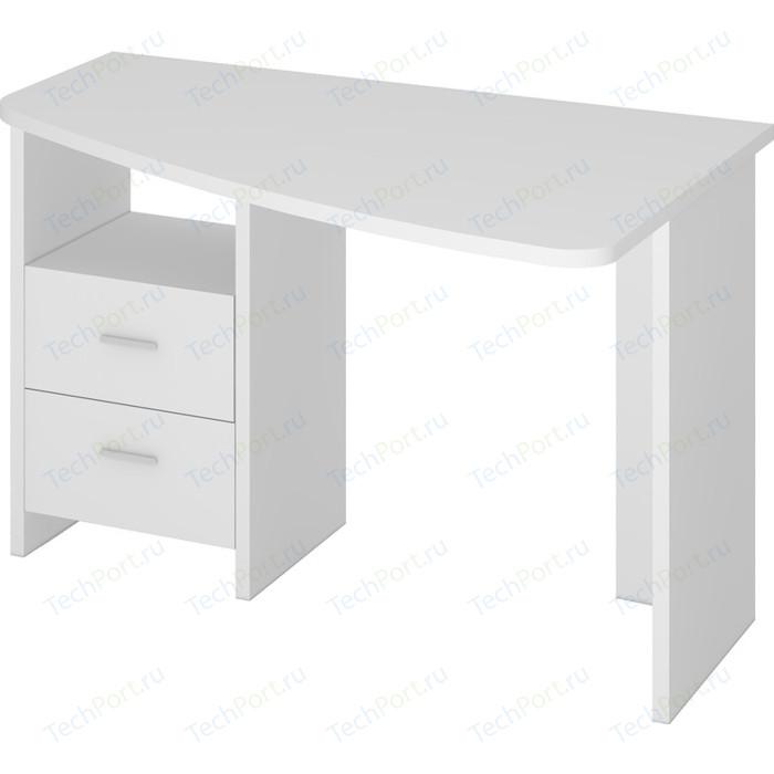 Фото - Стол компьютерный МЭРДЭС СКЛ-Крл120 БЕ ПРАВ стол компьютерный мэрдэс ср 132 бе прав белый