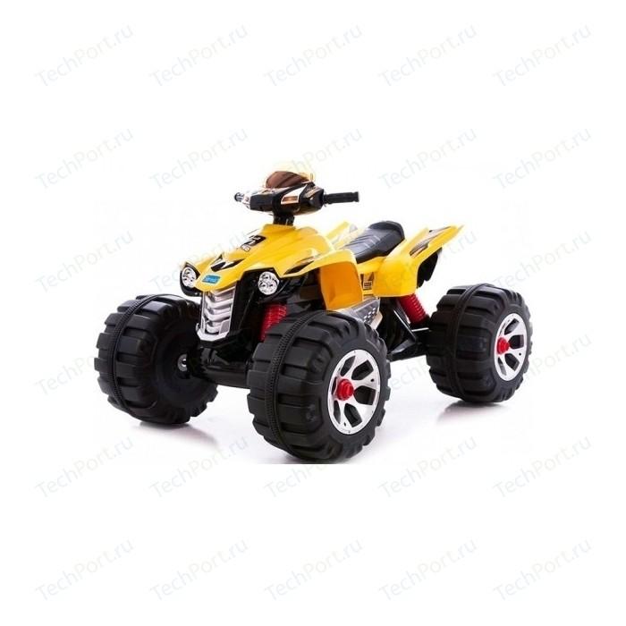 Электроквадроцикл Joy Automatic 318 BigQuad желтый - JS318-yellow