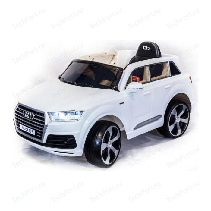 Электромобиль Jiajia Audi Q7 Лицензия Белый - JJ2188-W