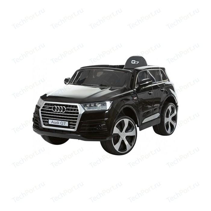 Электромобиль Jiajia Audi Q7 Лицензия черный - JJ2188-B